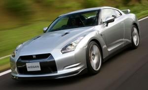 Nissan GT-R. Фото Nissan