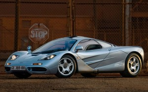 McLaren F1. Фото McLaren