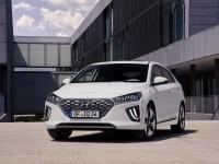 Hyundai Ioniq. Фото Hyundai